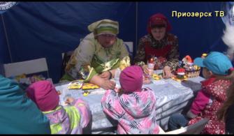 День Защиты Детей на городской площади