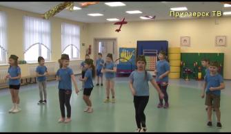 Праздник 23 февраля в детском саду №1 города Приозерска