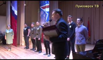 """Муниципальный конкурс """"А ну-ка парни!"""""""