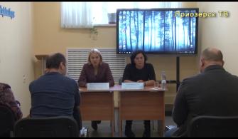 В Приозерском фонде развития бизнеса прошел диалог с бизнес-сообществом