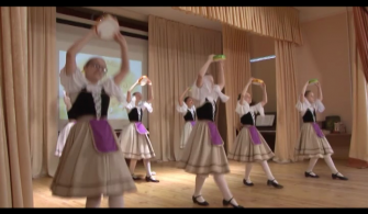 Международный день танца в ЦДТ