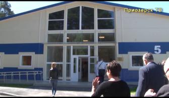 Губернатор Ленинградской области посетил Приозерский дом-интернат для детей-инвалидов