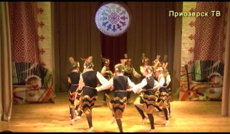 """III муниципальный фестиваль национальных культур """"В ЕДИНСТВЕ НАША СИЛА""""."""