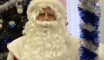 Новогоднее поздравление губернатора Ленинградской области Александра Дрозденко