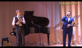 """Концерт в ДШИ """"На волне нашей памяти"""""""