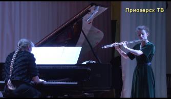 Концерт проекта «Малые сцены» в ДШИ