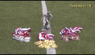 «Детский спорт» вышли школьные футбольные команды
