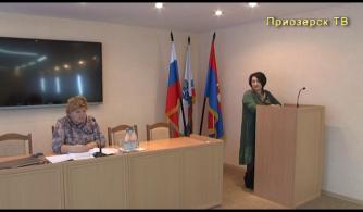 Встреча представителей ЛОГазинвест с представителями Приозерского района