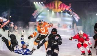 Кубок мира по скоростному спуску на коньках Riders Cup
