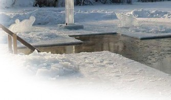 Крещенские купания - в отведенных местах