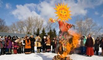 В субботу, 17 февраля, в Приозерске - Масленица!