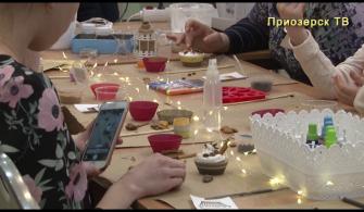 Hand made вечера в Приозерске – мыло и свечи своими руками