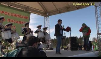«Всероссийский день посадки лета»
