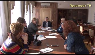 Диалог с властью- встреча Александра Соклакова с Приозерскими журналистами
