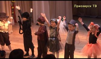 Муниципальный фестиваль творчества воспитанников дошкольных учреждений «Родничок»