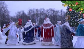 """Муниципальный фестиваль """"Снегурия"""" 2018г."""