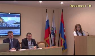 Совет депутатов. Повестка дня: проект «Комфортная городская среда»