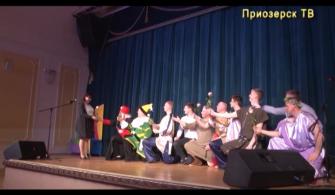 """30 лет народному театру """"Турандот"""" п.Сосново"""