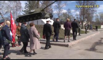 Митинг концерт ко Дню Победы на военном мемориале у музея-крепости «Корела»